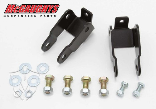 Chevrolet Silverado 1500 1999-2006 Rear Shock Extenders - McGaughys Part# 33036