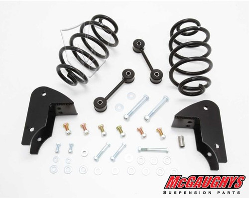"Chevrolet Suburban 2001-2019 Rear 5"" Drop Kit - McGaughys Part# 33073"
