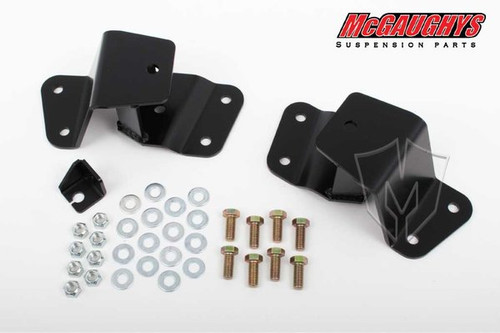 "Chevrolet C1500 Silverado 1988-1998 Rear 2"" Drop Hangers - McGaughys Part# 33143"