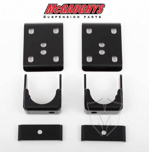 "Chevrolet C1500 Silverado 1988-1998 Rear 6"" Drop Axle Flip Kit - McGaughys Part# 33144"