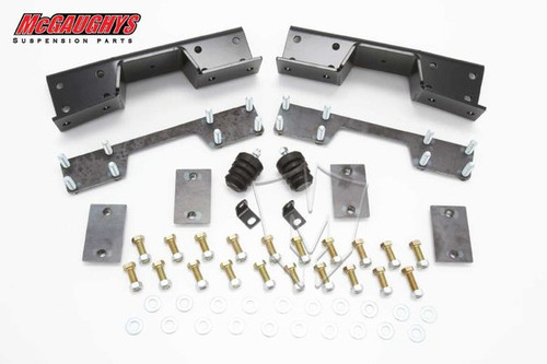 GMC Sierra 1500 2007-2013 Rear Frame C-Notch - McGaughys Part# 34045