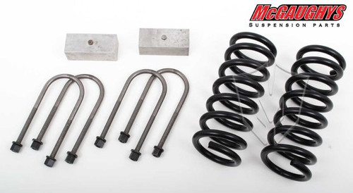 Dodge Ram 1500 SRT-10 Standard Cab 2004-2005 1.5/2 Economy Drop Kit - McGaughys Part# 44011