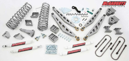 "Dodge Ram 2500 4wd 2009-2013 8"" McGaughys Lift Kit"
