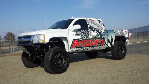 GM Silverado/Sierra 1500 2wd 2007-2013 Long Travel Pre-Runner Kit - McGaughys Part# 59700