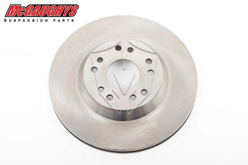"13"" Disc Brake Rotor; 5x4.75 & 5x5 Bolt Pattern - Passenger Side - McGaughys Part# 63145"