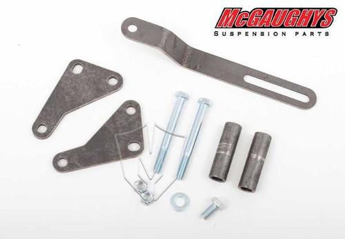 Chevrolet Fullsize Car Small Block 1955-1964 Power Steering Pump Bracket; Small Block - McGaughys Part# 63160