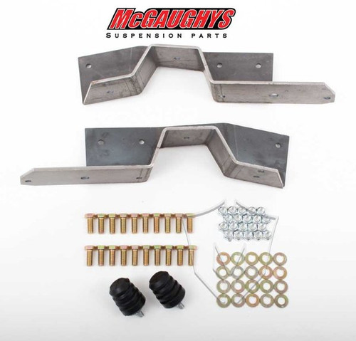 Chevrolet C-10 1963-1972 Rear Frame C-Notch - McGaughys Part# 63167