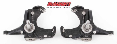 Chevrolet C-10 1963-1970 Front Stock Height Spindles - McGaughys Part# 63174