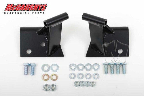 Chevrolet Fullsize Car 1955-1957 Stock Location Side Motor Mounts; Seamless Frame - McGaughys Part# 63193
