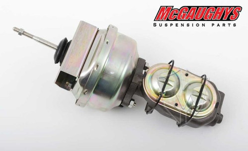 "Chevrolet Fullsize Car 1955-1964 7"" Brake Booster With Master Cylinder & Bracket - McGaughys Part# 63202"