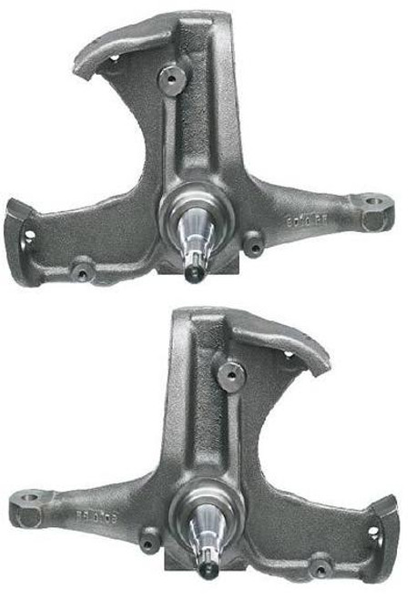 Buick Grand Sport 1964-1972 Stock Height Spindles - McGaughys Part# 64074