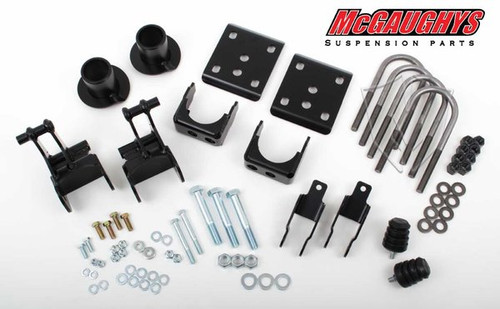 Ford F-150 2wd 2004-2008 2/4 Economy Drop Kit - McGaughys Part# 97012