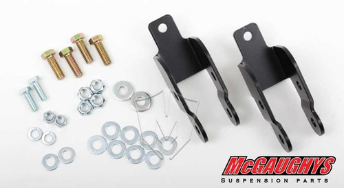Ford F-150 2004-2008 Rear Shock Extenders - McGaughys Part# 70008