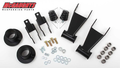 Ford F-150 4wd 2004-2008 2/4 Economy Drop Kit - McGaughys Part# 70010