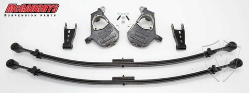 GMC Sierra 1500 2/4wd 1999-2006 2/4 Deluxe Drop Kit - McGaughys Part# 93042/93043