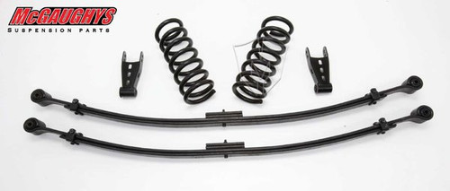 GMC Sierra 1500 2wd 1999-2006 2/4 Economy Drop Kit - McGaughys Part# 93044