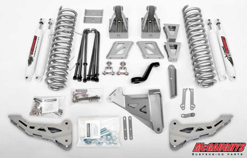 "Ford F-350 4wd 2011-2016 6"" McGaughys Lift Kit Phase I"