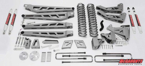 "Ford F-350 4wd 2011-2016 6"" Lift Kit W/Shocks Phase III"