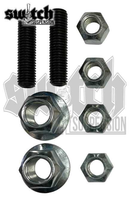 Hub Mounting Hardware For 1999-2015 GM McGaughys Spindles