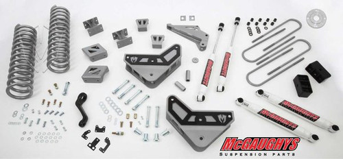 "Dodge Ram 3500 4wd 2013-2019 6"" Basic McGaughys  Lift Kit"
