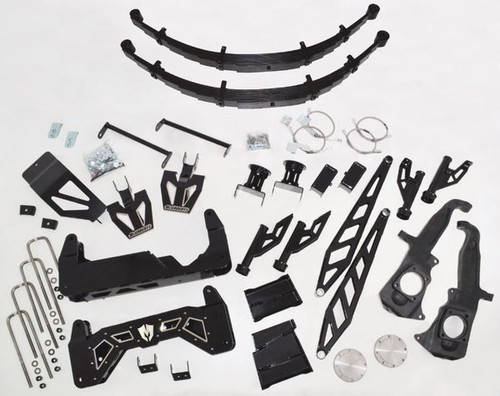 "Chevrolet Silverado 2500HD 2011-2019 10""-12"" McGaughys SS Lift Kit"
