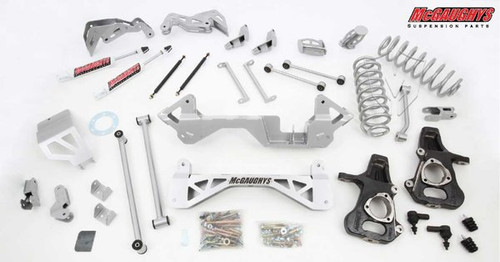 "GMC Yukon 2001-2006 7"" McGaughys  Lift Kit"