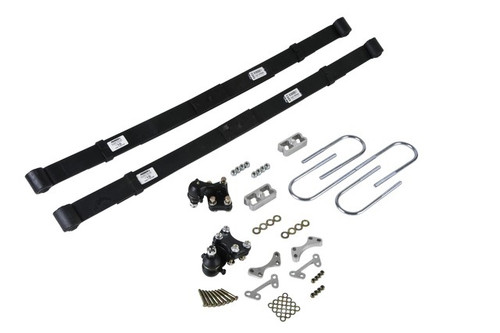 "Chevrolet Colorado Z85 2004-2012 2""/4"" Belltech Lowering Kit"