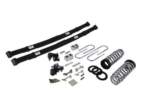 "Chevrolet Colorado Z85 2004-2012 3"" or 4""/5"" Belltech Lowering Kit"