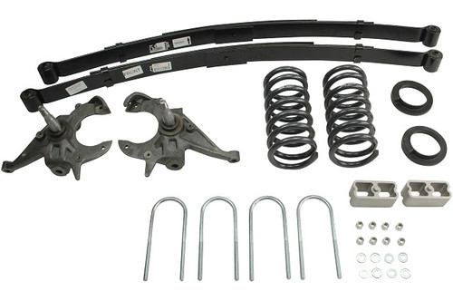 """GMC S-15  Sonoma 1982-2004 4cyl  4"""" or 5""""/5"""" Belltech Lowering Kit"""