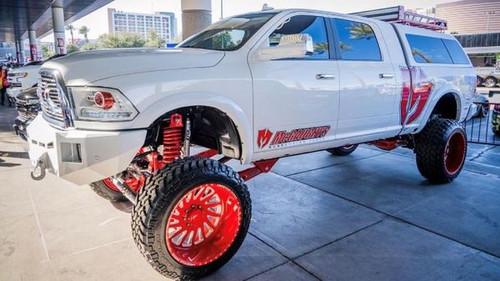 "Dodge Ram 2500 4wd 2014-2019 10"" Premium McGaughys 4 Link Lift Kit"