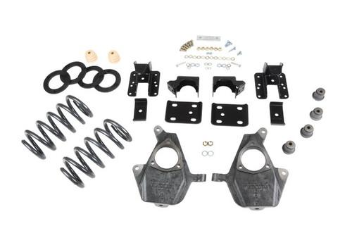 "Chevrolet Silverado 1500 2007-2013 3"" or 4""/5"" or 6"" Belltech Lowering Kit"