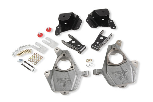 "Chevrolet Silverado 1500 1999-2006  2""/3"" Belltech Lowering Kit"