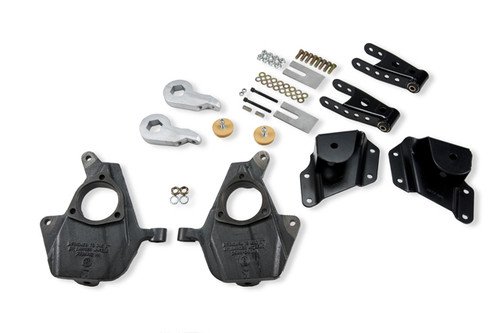 "Chevrolet Silverado 1500 STD Cab 2005-2007 3-4"" / 4"" Belltech Lowering Kit"