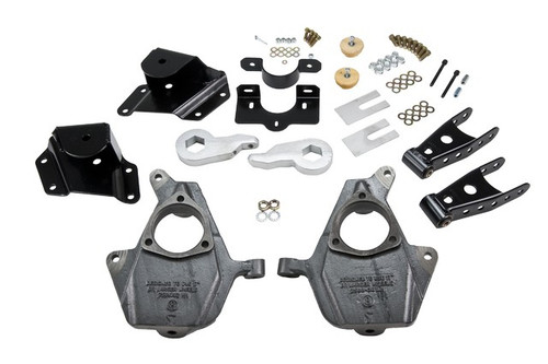 "Chevrolet Silverado 1500 EXT Cab 2005-2007 3-4"" / 4"" Belltech Lowering Kit"