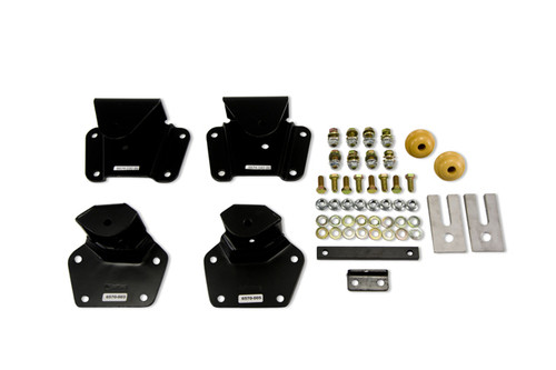 "Dodge Dakota 1997-2004 Belltech Rear 4"" Drop Kit"