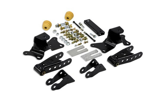 GMC C2500 Sierra 1500 2wd 1990-1996 Belltech Rear Drop Kit