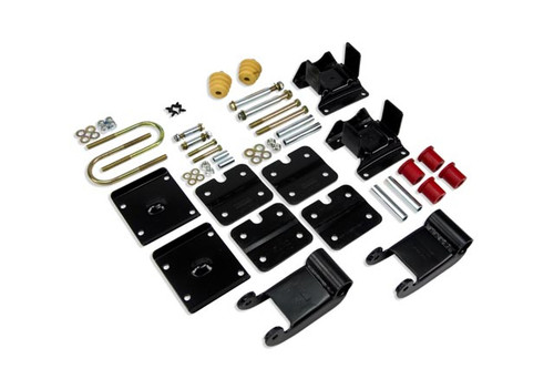 "GMC Safari Van (Composite Leaf Springs) 1985-1995 Belltech Rear 2.5"" Drop Axle Flip Kit"