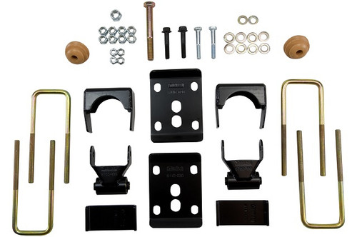 """Ford F-150 2wd Shortbed Ext & Crew Cab 2009-2013 Belltech Rear 5.5"""" Drop Axle Flip Kit"""