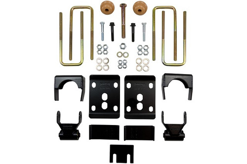 "Ford F-150 2wd Shortbed Std Cab 2009-2013 Belltech Rear 5.5"" Drop Axle Flip Kit"