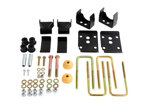 "Ford F-150 Shortbed 2015-2018 Belltech Rear 5.5"" Drop Axle Flip Kit"