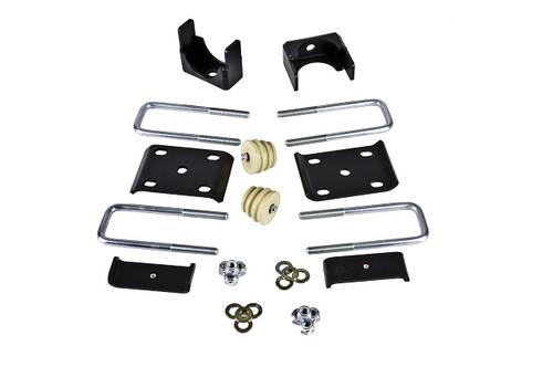 """Nissan Titan Shortbed 2004-2015 Belltech Rear 4"""" Drop Axle Flip Kit"""