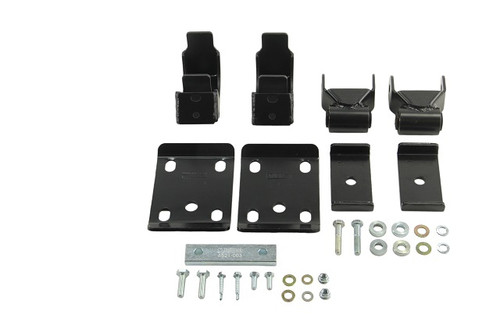 "GMC Sierra 1500 Std Cab Shortbed 2007-2013 Belltech Rear 7"" Drop Axle Flip Kit"