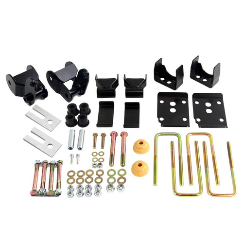 "Ford F-150 Shortbeds 2015-2018 Belltech Rear 4"" Drop Axle Flip Kit"