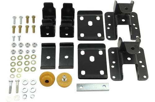 """GMC Sierra 1500 2014-2018 Belltech Rear 5""""-6""""Drop Axle Flip Kit"""