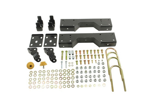 "Chevrolet C1500 Silverado Std Cab Short Bed 1988-1998 Std Cab Belltech Rear 6"" Drop Axle Flip Kit"