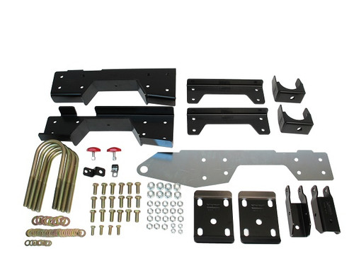 "Ford F-150 1997-2003 Crew Cab Short Bed 2wd Belltech Rear 6"" Drop Axle Flip Kit"