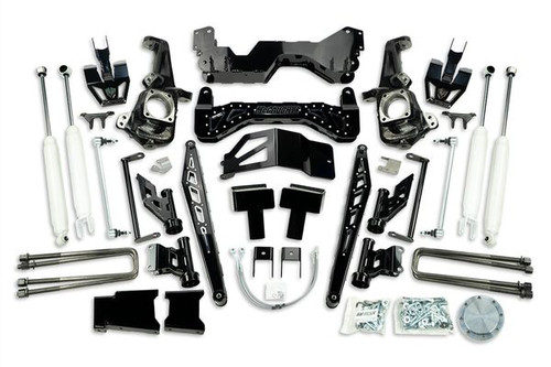"GMC Sierra 3500HD 20-21 7""-9"" McGaughys SS Lift Kit"