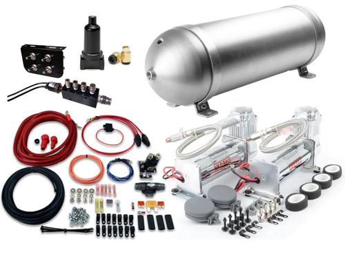 Manual Valve Air Management Kit