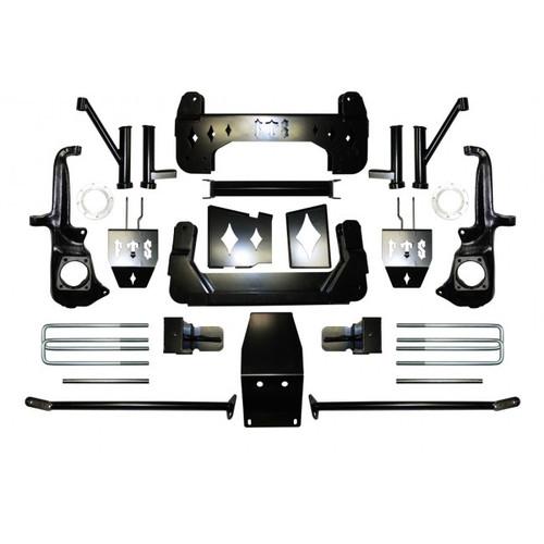 "GMC Sierra 3500HD 2020 - 2021 Full Throttle 10-12"" Lift Kit"