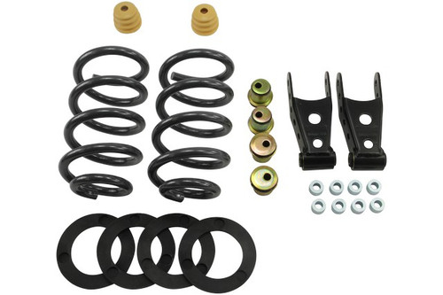 "GMC Sierra 1500 2007-2018 1"" or 2"" / 2"" or 3"" Belltech Lowering Kit"